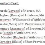 GGGR Cast